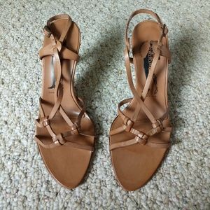 Sigerson Morrison daring strappy sandals
